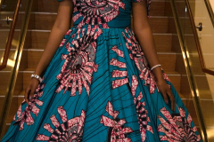 My Royal Ankara Print Ball Gown for Africa Gives Back International Gala 2018 12