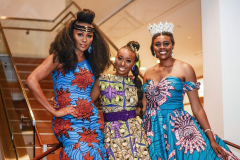 My Royal Ankara Print Ball Gown for Africa Gives Back International Gala 2018 14