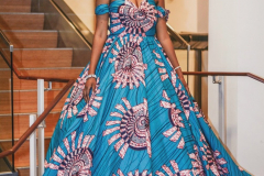 My Royal Ankara Print Ball Gown for Africa Gives Back International Gala 2018 16