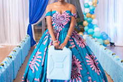 My Royal Ankara Print Ball Gown for Africa Gives Back International Gala 2018 7