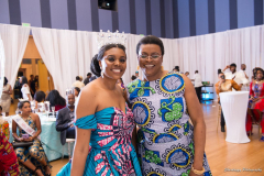 My Royal Ankara Print Ball Gown for Africa Gives Back International Gala 2018 8