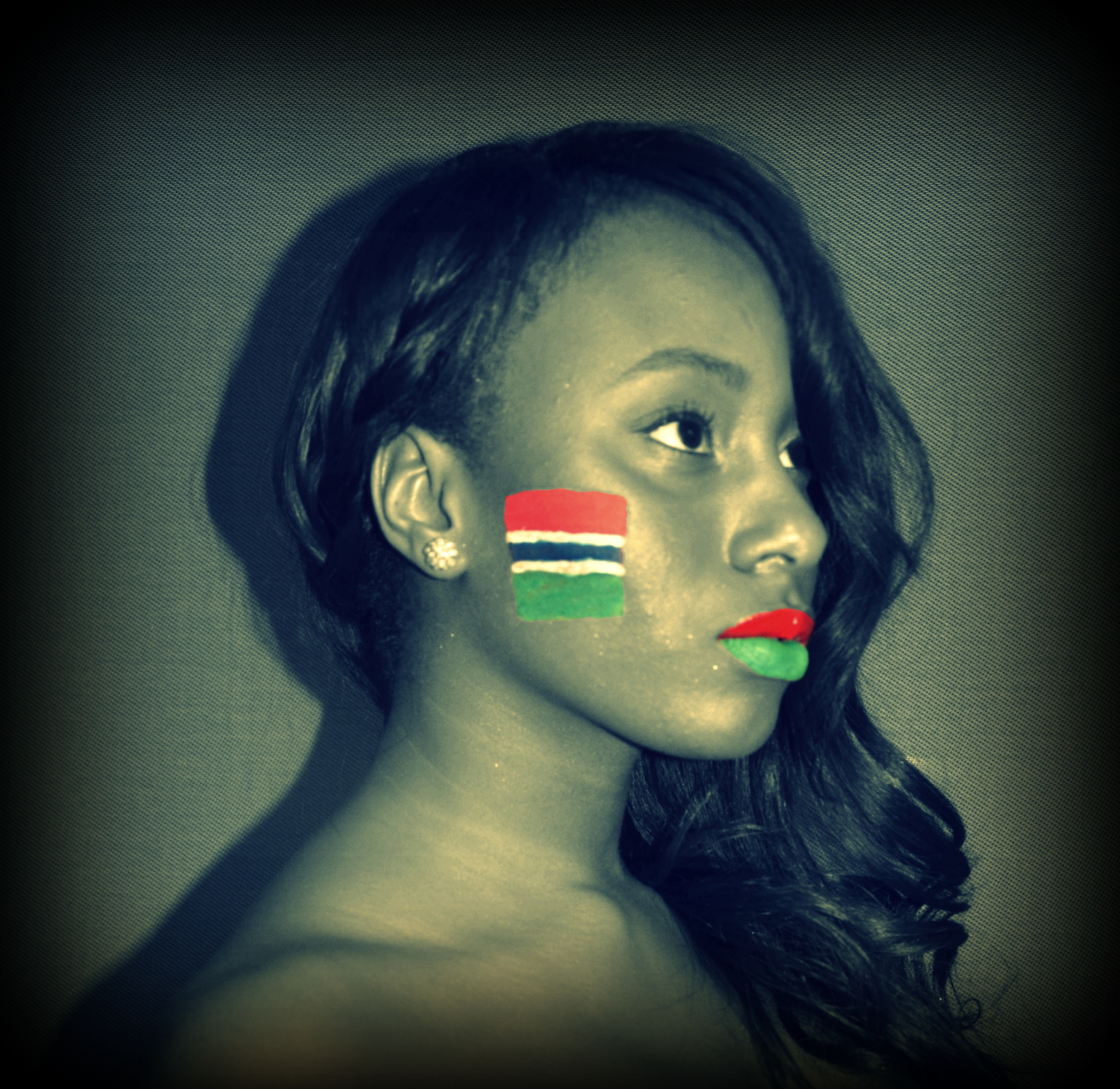 2nd Annual Miss Africa PSU Pageant 2012 Campaign Miss Gambia 2012