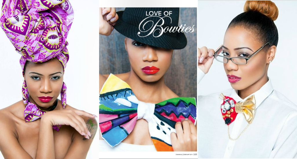 %22Love of Bowties%22 Cinamagic Magazine February 2014
