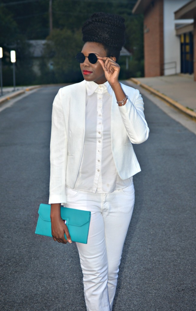 Nikki Billie Jean All White Suit 8