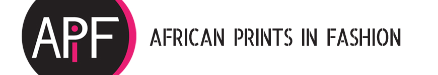 African Prints in Fashion Logo