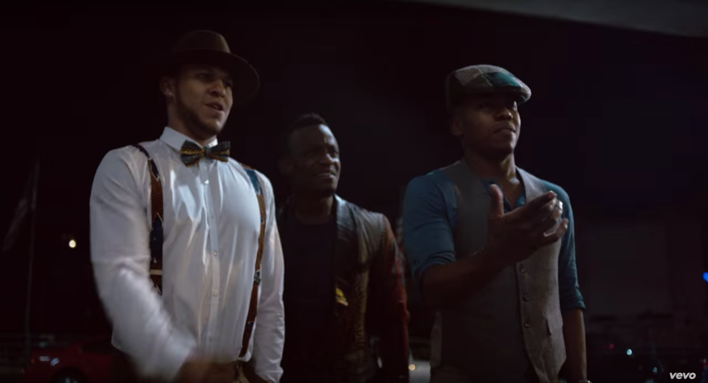 Nikki Billie Jean Spotted in Jidenna Knickers Music Video 1