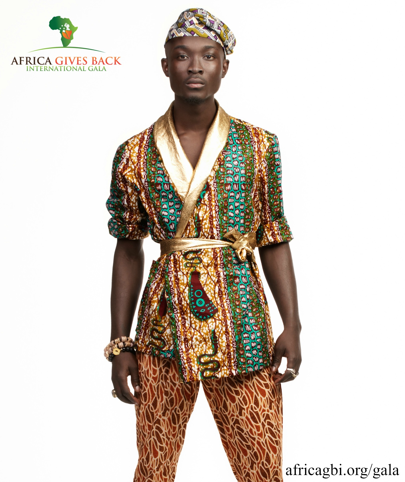 Africa Gives Back Int'l Gala Campaign 2015 1
