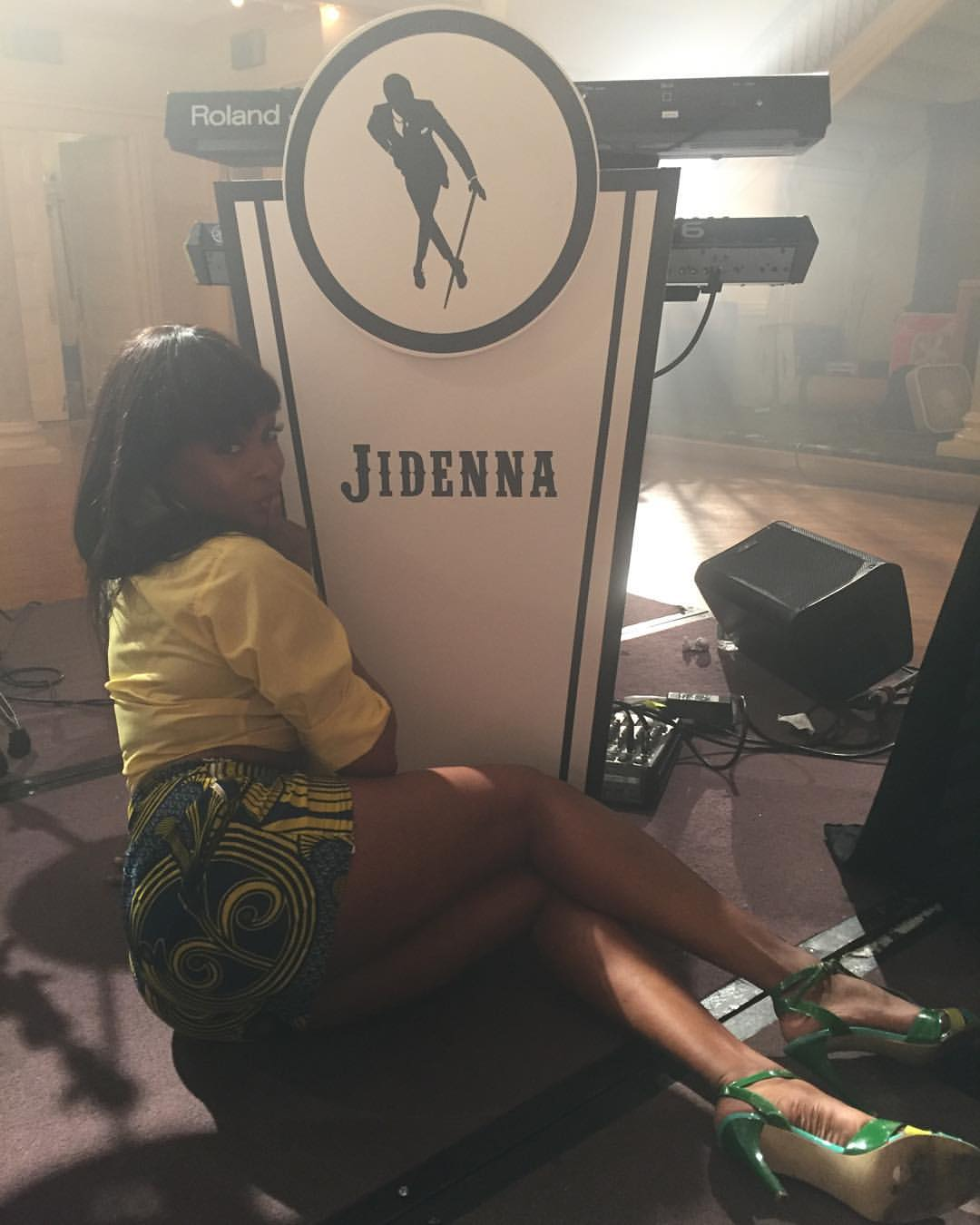 Nikki Billie Jean Jidenna's Knickers Music Video 2