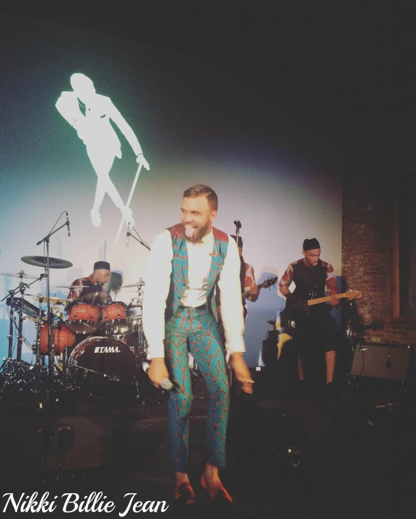 Jidenna Performs at AFRICA'SOUT! Celebration After Party 2016 3