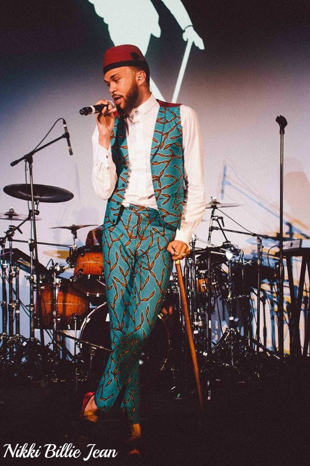 Jidenna Performs at AFRICA'SOUT! Celebration After Party 2016 5