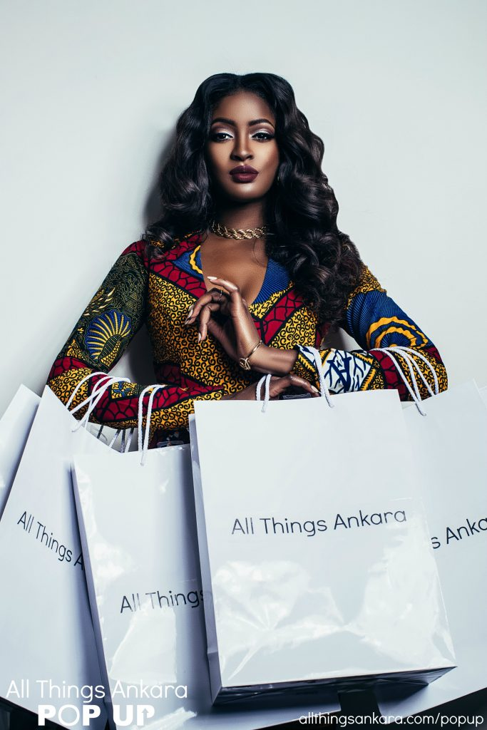 Shopping Like A Boss All Things Ankara Pop Up 2017 Campaign 10
