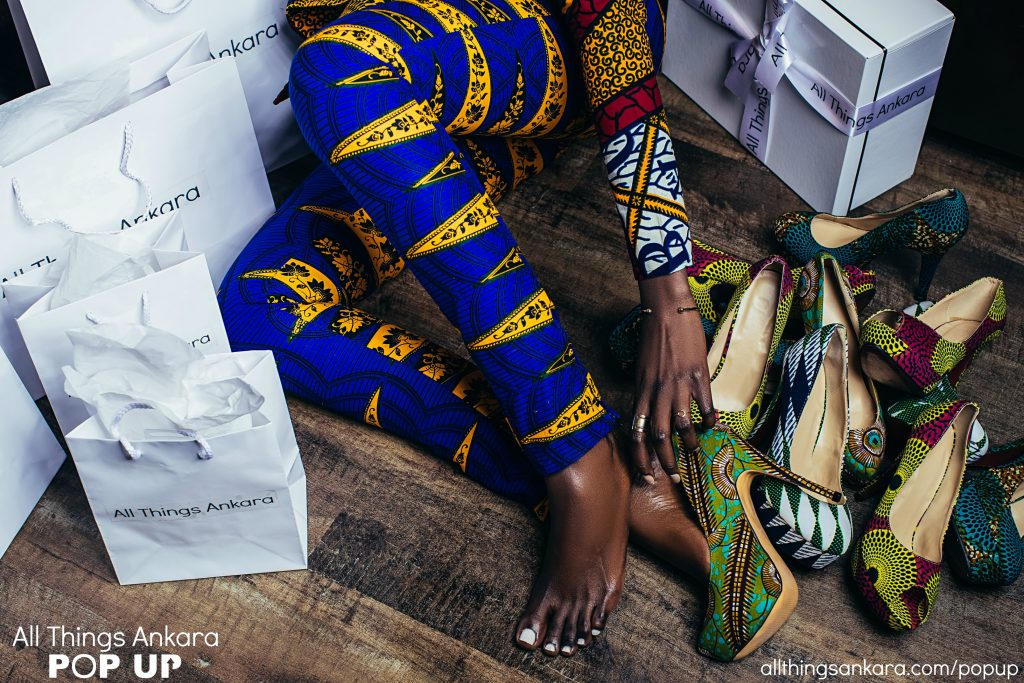Shopping Like A Boss All Things Ankara Pop Up 2017 Campaign 9