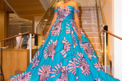 My Royal Ankara Print Ball Gown for Africa Gives Back International Gala 2018 10