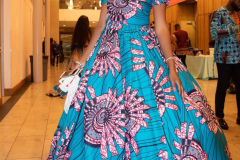 My Royal Ankara Print Ball Gown for Africa Gives Back International Gala 2018 11