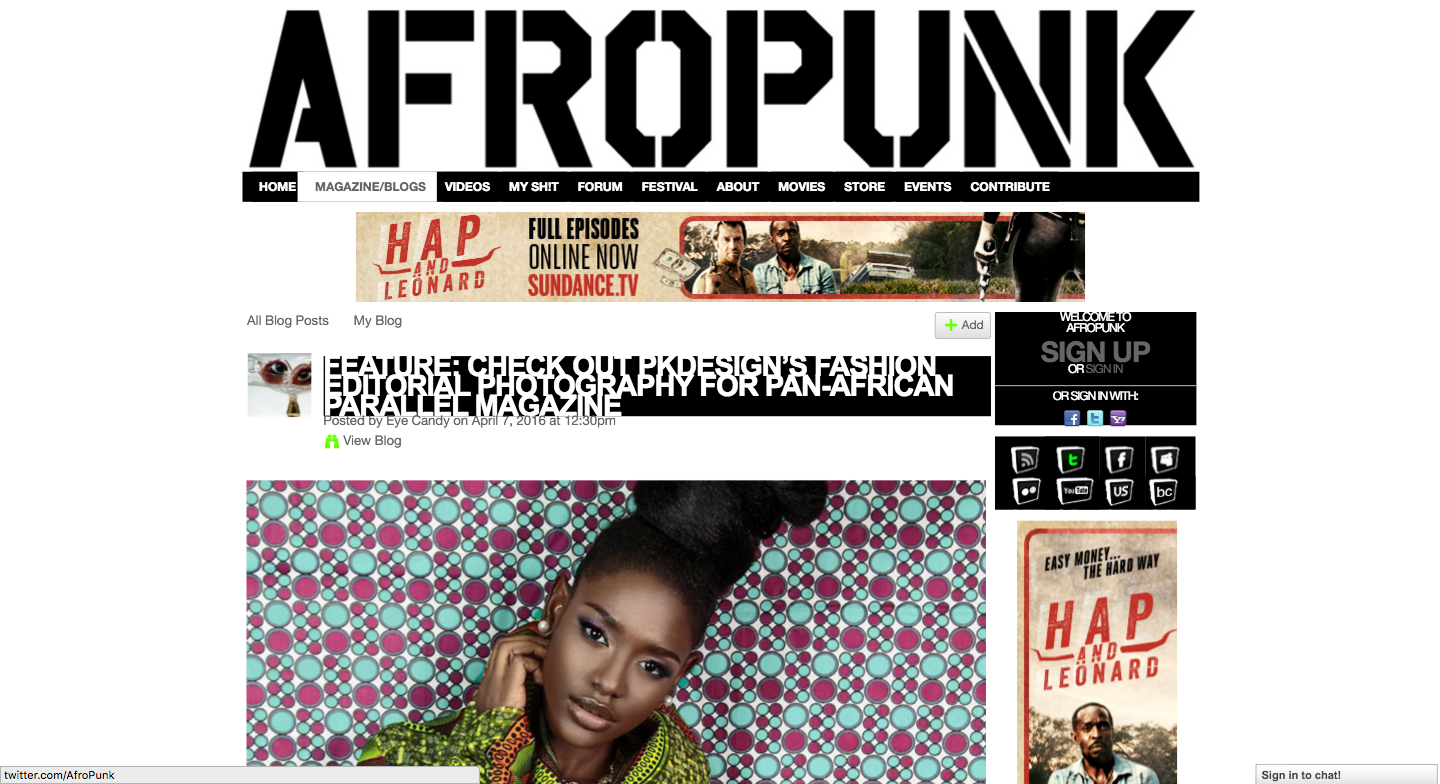 AFROPUNK-FROM GHANA TO D.C. - BY HEYTOBS PHOTOGRAPHY