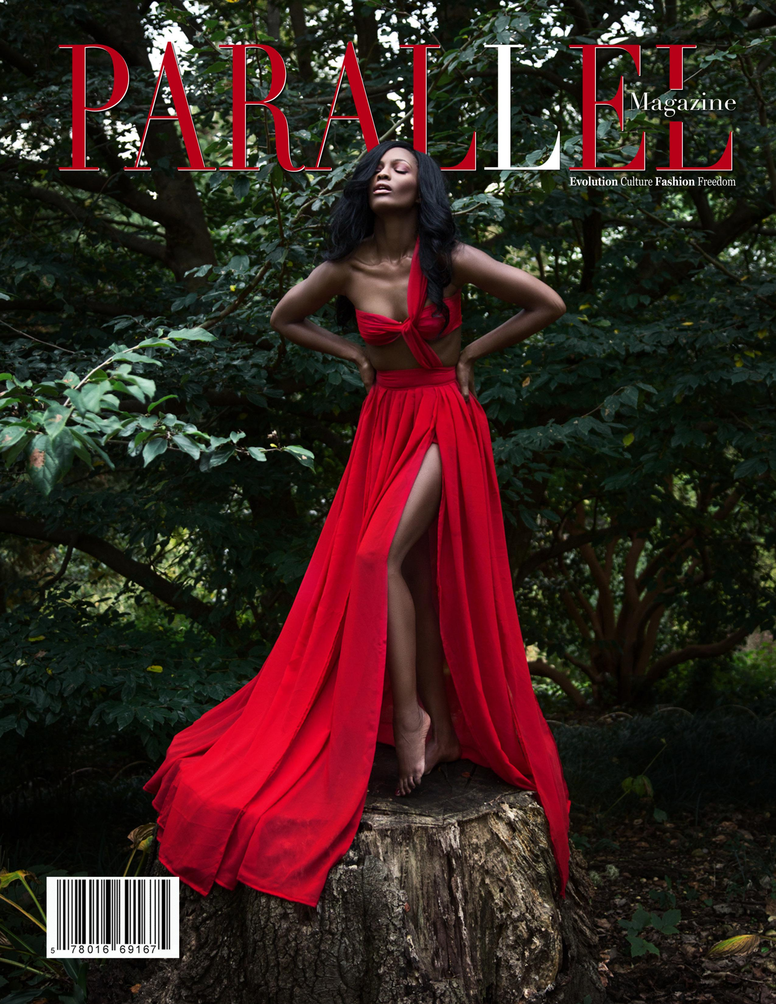 Mame Adjei %22The Multiplicity of Melanin%22 for Parallel Magazine Phoenix Issue 2016 0 Cover