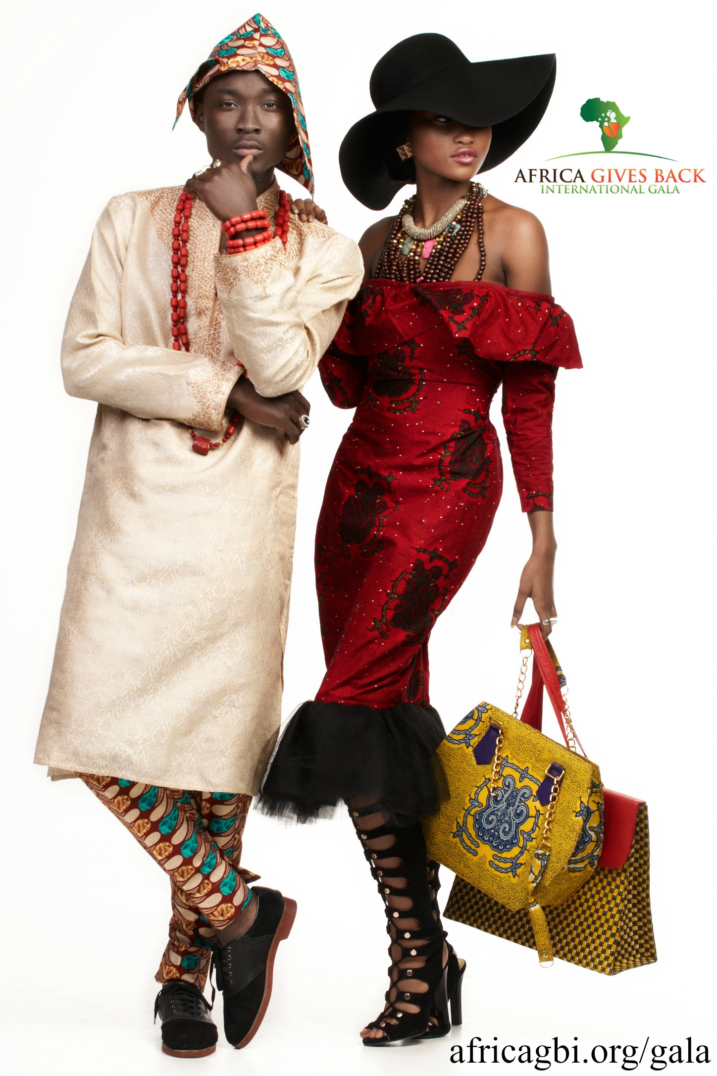 Africa Gives Back Int'l Gala Campaign 2015 5
