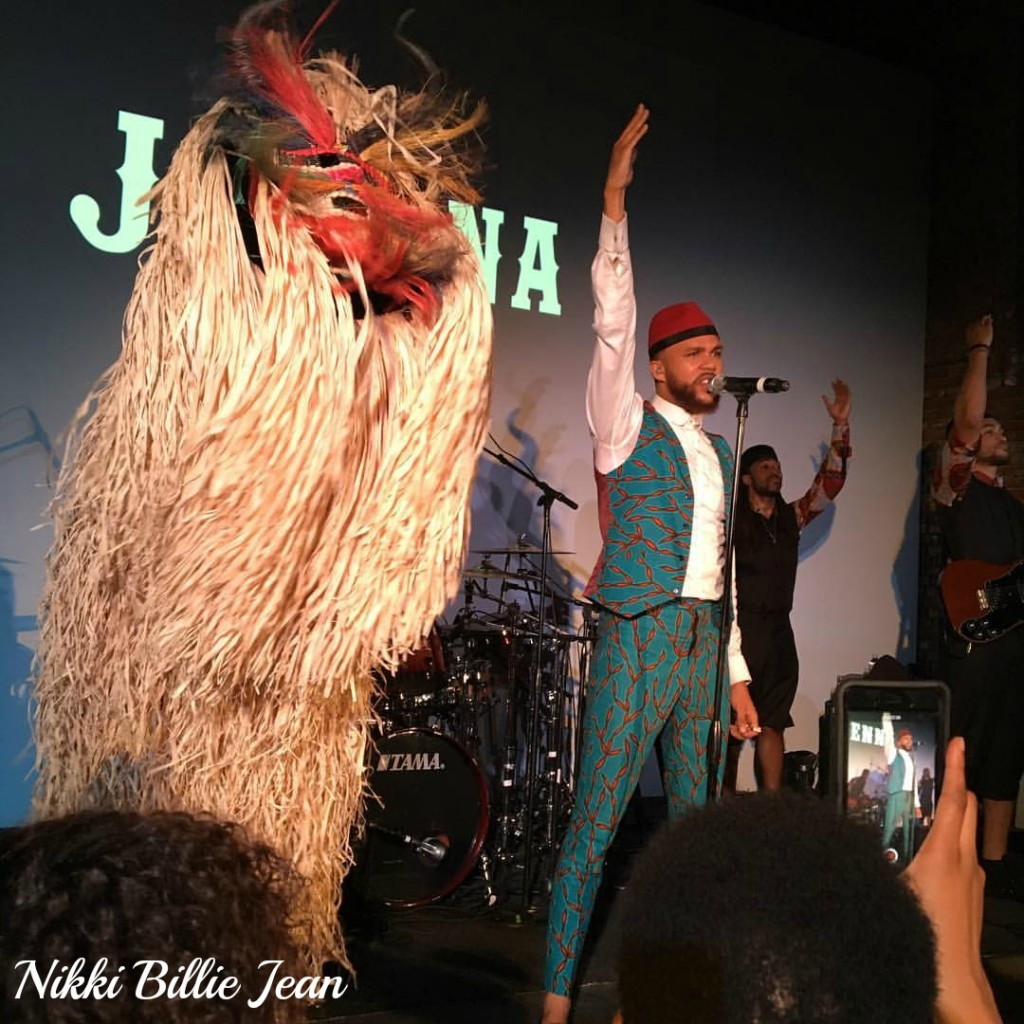Jidenna Performs at AFRICA'SOUT! Celebration After Party 2016 1